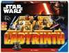 STAR WARS Labyrinth Spiele;Familienspiele - Ravensburger