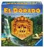 The Quest for EL DORADO Games;Family Games - Ravensburger