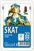 Skat, Deutsches Bild, 32 Karten in Klarsicht-Box Spiele;Kartenspiele - Ravensburger
