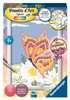 Numéro d art - petit - Papillon et sequins Loisirs créatifs;Peinture - Numéro d'Art - Ravensburger