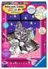 Schlafende Katzen Malen und Basteln;Malen nach Zahlen - Ravensburger
