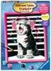 Zingende kat Hobby;Schilderen op nummer - Ravensburger