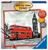 Londen Hobby;Schilderen op nummer - Ravensburger