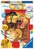 Numéro d art - petit - Disney Le Roi Lion Loisirs créatifs;Peinture - Numéro d'Art - Ravensburger