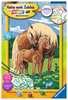 Liebevolle Pferde Malen und Basteln;Malen nach Zahlen - Ravensburger