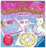 Midi Mandala-Designer 2 in 1 - Unicorn Hobby;Mandala-Designer® - Ravensburger