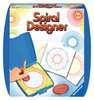 Spiral Designer Mini bleu Loisirs créatifs;Activités créatives - Ravensburger
