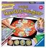 Metallic Mandala-Designer Fantasy Malen und Basteln;Malsets - Ravensburger