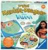 Mandala - midi - Disney Vaiana Loisirs créatifs;Dessin - Ravensburger