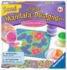 Butterflies Sand Mandala - Designer Arts & Crafts;Mandala-Designer® - Ravensburger