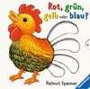 Rot, grün, gelb oder blau? Kinderbücher;Babybücher und Pappbilderbücher - Ravensburger