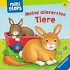 Meine allerersten Tiere Kinderbücher;Babybücher und Pappbilderbücher - Ravensburger