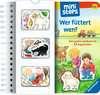 Wer füttert wen? Kinderbücher;Babybücher und Pappbilderbücher - Ravensburger