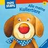 Alle meine Kullertiere Kinderbücher;Babybücher und Pappbilderbücher - Ravensburger