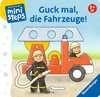 Guck mal, die Fahrzeuge! Kinderbücher;Babybücher und Pappbilderbücher - Ravensburger
