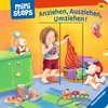 Anziehen, Ausziehen, Umziehen! Kinderbücher;Babybücher und Pappbilderbücher - Ravensburger