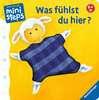 Was fühlst du hier? Kinderbücher;Babybücher und Pappbilderbücher - Ravensburger