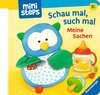 Schau mal, such mal: Meine Sachen Kinderbücher;Babybücher und Pappbilderbücher - Ravensburger