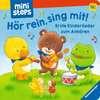 Hör rein, sing mit! Erste Kinderlieder zum Anhören. Baby und Kleinkind;Bücher - Ravensburger