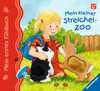 Mein erstes Fühlbuch: Mein kleiner Streichelzoo Kinderbücher;Babybücher und Pappbilderbücher - Ravensburger