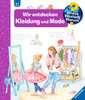 Wir entdecken Kleidung und Mode Kinderbücher;Wieso? Weshalb? Warum? - Ravensburger