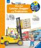 Alles über Laster, Bagger und Traktoren Bücher;Wieso? Weshalb? Warum? - Ravensburger