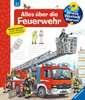 Alles über die Feuerwehr Kinderbücher;Wieso? Weshalb? Warum? - Ravensburger