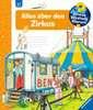 Alles über den Zirkus Kinderbücher;Wieso? Weshalb? Warum? - Ravensburger