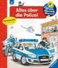Alles über die Polizei Kinderbücher;Wieso? Weshalb? Warum? - Ravensburger