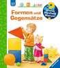 Formen und Gegensätze Kinderbücher;Wieso? Weshalb? Warum? - Ravensburger