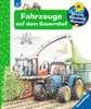 Fahrzeuge auf dem Bauernhof Kinderbücher;Wieso? Weshalb? Warum? - Ravensburger