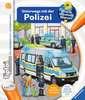 tiptoi® Unterwegs mit der Polizei tiptoi®;tiptoi® Bücher - Ravensburger