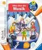 tiptoi® Alles über die Musik Kinderbücher;tiptoi® - Ravensburger