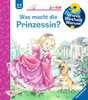 Was macht die Prinzessin? Kinderbücher;Wieso? Weshalb? Warum? - Ravensburger
