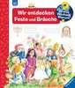 Wir entdecken Feste und Bräuche Kinderbücher;Wieso? Weshalb? Warum? - Ravensburger