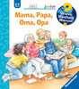 Mama, Papa, Oma, Opa Kinderbücher;Kindersachbücher - Ravensburger