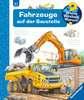 Fahrzeuge auf der Baustelle Kinderbücher;Kindersachbücher - Ravensburger
