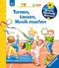 Turnen, tanzen, Musik machen Lernen und Fördern;Lernbücher - Ravensburger