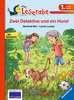 Zwei Detektive und ein Hund Kinderbücher;Erstlesebücher - Ravensburger