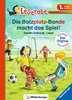 Die Bolzplatz-Bande macht das Spiel! Kinderbücher;Erstlesebücher - Ravensburger