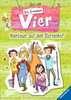 Die frechen Vier, Band 1 & 2: Abenteuer auf dem Sternenhof Bücher;Kinderbücher - Ravensburger