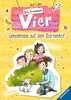 Die frechen Vier, Band 3 & 4: Geheimnisse auf dem Sternenhof Kinderbücher;Kinderliteratur - Ravensburger