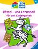 Rätsel- und Lernspaß für den Kindergarten Kinderbücher;Lernbücher und Rätselbücher - Ravensburger