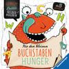 Für den kleinen Buchstabenhunger Kinderbücher;Lernbücher und Rätselbücher - Ravensburger