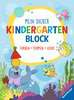 Mein dicker Kindergartenblock Kinderbücher;Lernbücher und Rätselbücher - Ravensburger