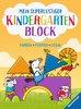 Mein superlustiger Kindergarten-Block Kinderbücher;Lernbücher und Rätselbücher - Ravensburger