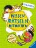 Wissen, Rätseln, Mitmachen Lernen und Fördern;Lernbücher - Ravensburger