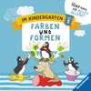 Im Kindergarten: Farben und Formen Kinderbücher;Lernbücher und Rätselbücher - Ravensburger