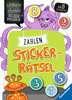 Zahlen-Sticker-Rätsel Kinderbücher;Lernbücher und Rätselbücher - Ravensburger