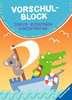 Vorschulblock Kinderbücher;Lernbücher und Rätselbücher - Ravensburger